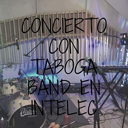 Concierto Con Taboga Band en Intelec