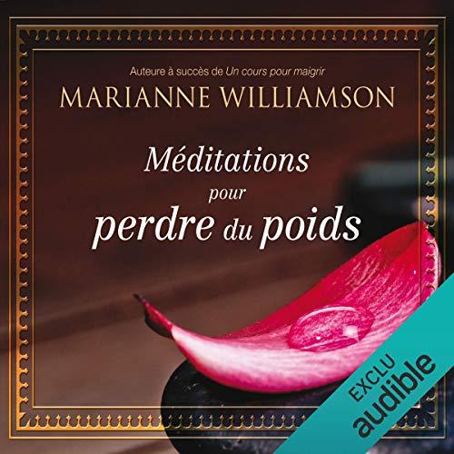Méditations pour perdre du poids audiobook cover art