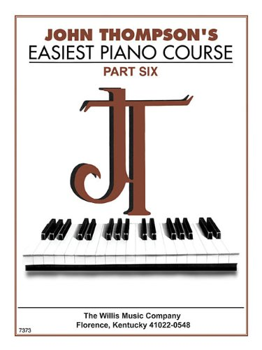 Easiest Piano Course Part 6