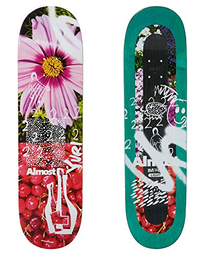 Almost Skateboard Deck Bloom Impact Light 8.5