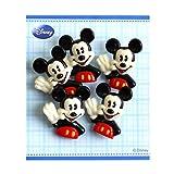パイオニア ボタン ディズニー ミッキーマウス DI200-DI84