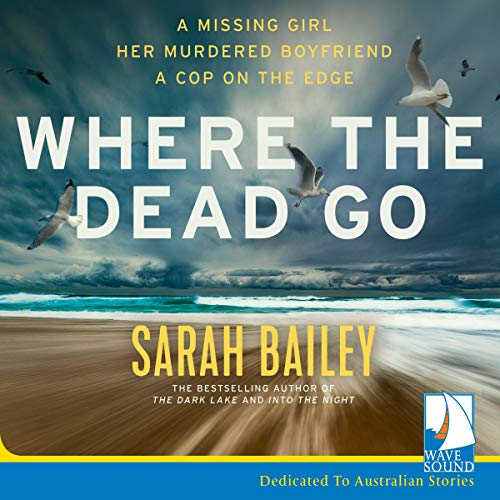 Where the Dead Go audiobook cover art