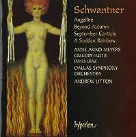 Schwantner: Angelfire, Beyond Autumn, September Canticle, A Sudden Rainbow by Joseph Schwantner (2005-09-13)