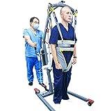 WLKQ Paciente Honda Levantador Grúa Paciente Cuerpo Completo Elevación Paciente Cabestrillo Malla De Seguridad Médica Eslinga De Elevación para Enfermería, Ancianos, Discapacitados