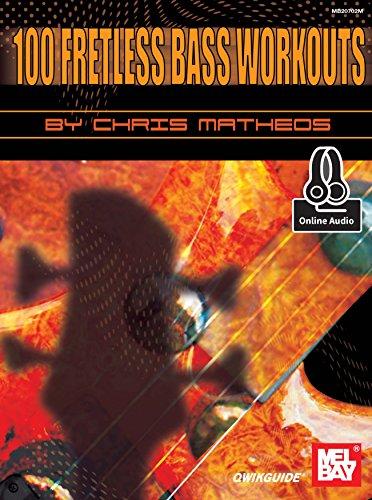 100 Fretless Bass Workouts (English Edition)