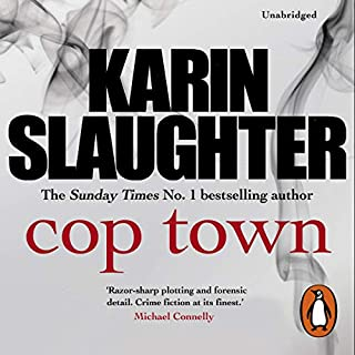 Cop Town cover art