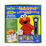 Sesame Street - Elmo, Zoe and more! Quiz It Pen Let's Learn Together! - PI Kids