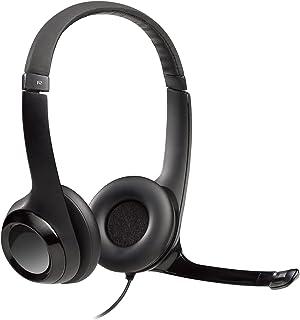 Logitech H390 USB Computer Headset - Zwart