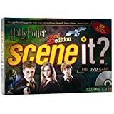 Harry Potter Scene It? 2nd Edition DVD Game -