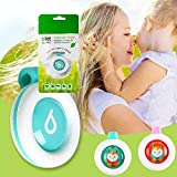 Mitsico Coinfinitve Infant's Adyo Mosquito Repellent Badge for Outdoor and Indoor Protection (Multicolour)
