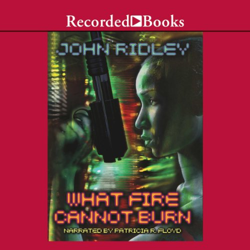 What Fire Cannot Burn audiobook cover art