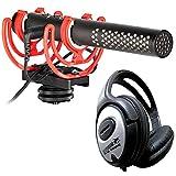 Rode Videomic NTG - Micrófono para cámara de Fotos y Auriculares keepdrum