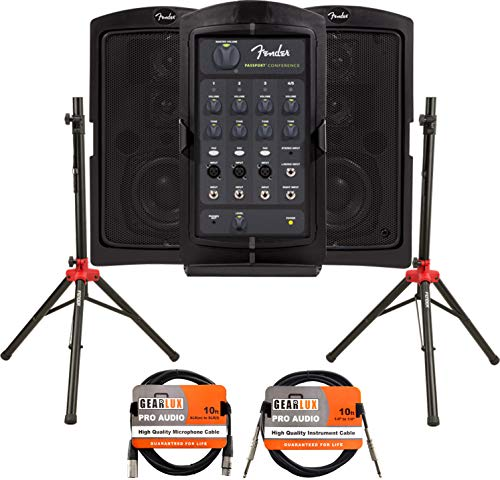 Fender Passport Conference Portable PA System Review