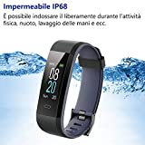Zoom IMG-1 willful orologio fitness uomo donna
