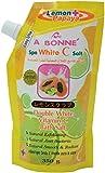 A BONNE' Spa White C Salt Double White Vitamin C Bath Salt 350g.