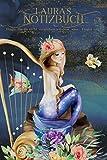 Laura's Notizbuch, Dinge, die du nicht verstehen würdest, also - Finger weg!: Personalisiertes Heft mit magischer Meerjungfrau