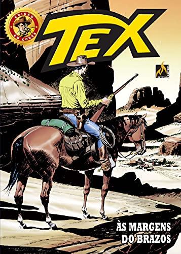 Tex edição em cores Nº 048: Às margens do Brazos
