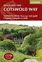 The Cotswold Way: National Trail Two-way Trail Guide Chipping Campden to Bath (UK Long-Distance)