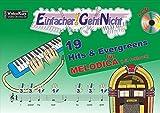 Einfacher!-Geht-Nicht: 19 Hits & Evergreens – für MELODICA (mit Schlauch) mit CD: Das besondere...