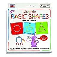 WikkiStix Basic Shapes