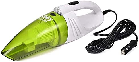 Car Vacuum Cleaner Portable car Cleaning Supplies Material ABS car Vacuum Cleaner Car Home Voltage 12V, 2 jsmhh