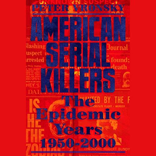 American Serial Killers  By  cover art