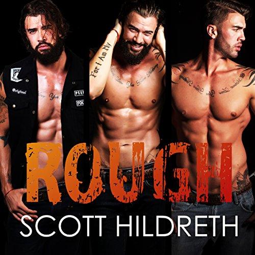 Rough audiobook cover art