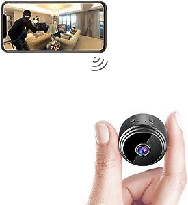 AREBI Spy Camera Wireless