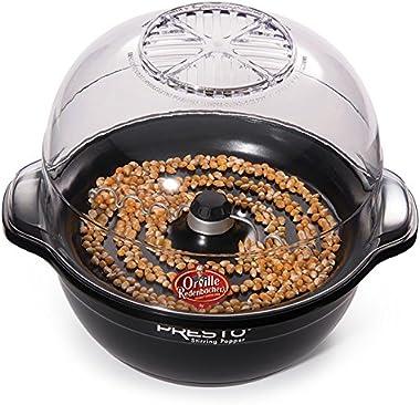 Presto 5204 Orville Redenbacher's Stirring Popper, Black, One Size