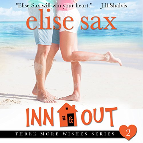 Inn & Out     Three More Wishes, Book 2              De :                                                                                                                                 Elise Sax                               Lu par :                                                                                                                                 Angie Hickman                      Durée : 3 h et 8 min     Pas de notations     Global 0,0
