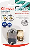 Gilmour 801014-1001 End Female Clamp Coupling
