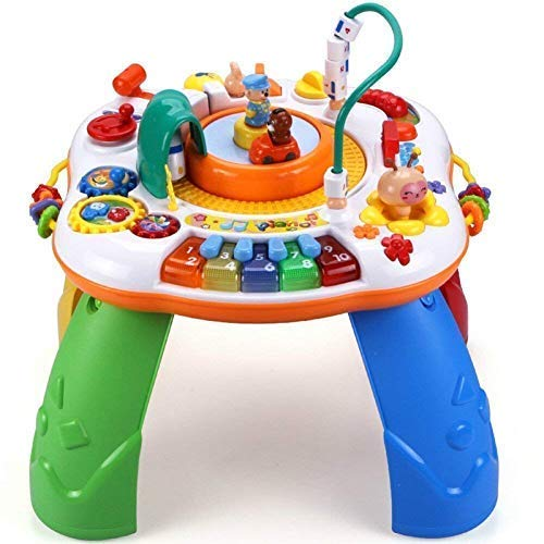 Mini Me And Friends Venture Baby Play and Learn Activity Table -...