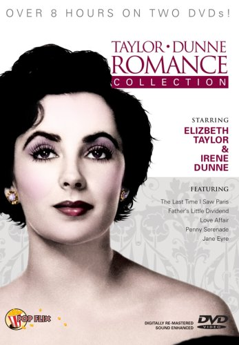 Elizabeth Taylor and Irene Dunne Romance Collection