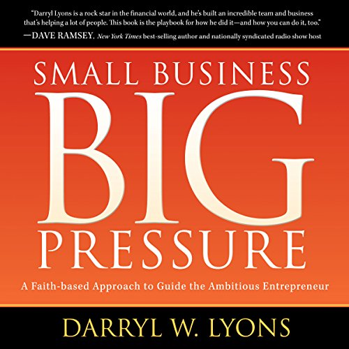 Small Business Big Pressure audiobook cover art