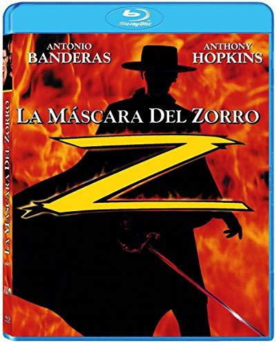 La Mascara Del Zorro - Bd [Blu-ray]...