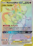 Mewtwo & Mew Tag Team GX - 242/236 - Secret Rare - Unified Minds