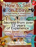 How to Sell on EBay: Unique Items or Vintage and Antique Col