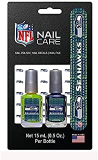 Worthy Promo NFL Womens NFL 4-Piece Nail Care Set
