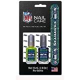 Worthy Promo NFL Seattle Seahawks Nail Care Set, 4-Piece Set, Green, Blue