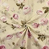 Fabulous Fabrics Roses Augusta 1 — Meterware ab 0,5m —