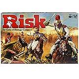 Hengqiyuan Risk Board Game Original Strategic Conquest Classic Risk Game Un Interesante Juego de Mesa Interactivo Que es Adecuado para Reuniones Familiares y de Amigos