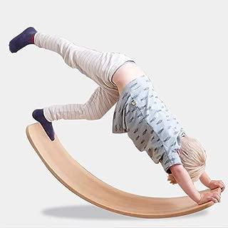 AP.DISHU Equilibrio de Madera Tarjeta Yoga Waldorf Juguetes ...