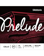 D'Addario Orchestral J1010 1/4M Juego de Cuerdas