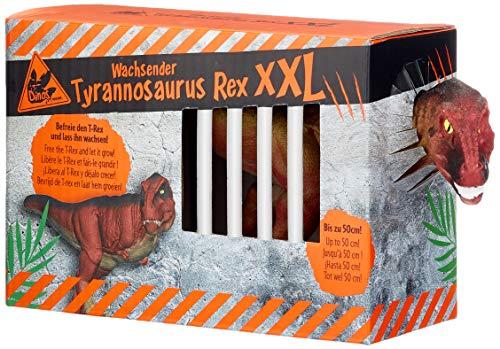Moses. 40225 Tyrannosaurus Rex   Dinosaurier bis zu 50 cm groß   Wachsender Riesen-Dino