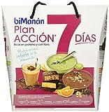 biManán - Plan Acción 7 días - Ricos en Proteína y con F