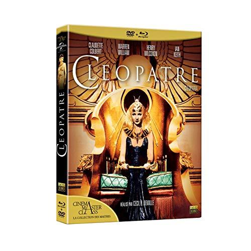 Cléopâtre [Italia] [Blu-ray]