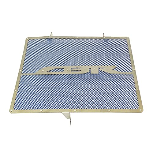 Parrilla del radiador para H-ON-DA para CBR600RR 2007-2012 Cubierta DE Protector DE PETRADOR DE PETRADOR (Color : Azul)