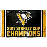 WinCraft Pittsburgh Penguins 2017 Stanley Cup Champions Flag
