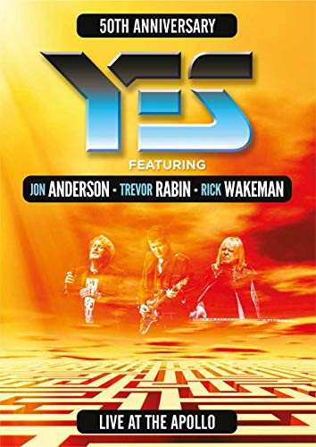 Live at the Apollo - Yes Feat. Jon Anderson/Trevor Rabin/Rick Wakeman