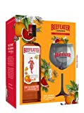 Beefeater Blood Orange Flavoured Gin Glass Gift Set